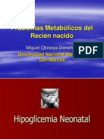 Teo 6. Hipoglicemia Neonatal