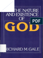 Gale on the Nature and Existence of God