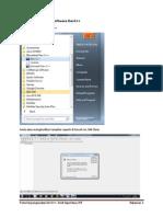 Tutorial Pengenalan Software DevC