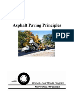 Asphalt Paving Principles