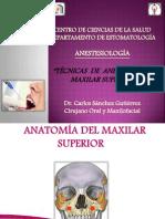 Unidad Vi Tecnicas Anestesicas Del Maxilar Superior