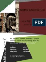Roman Arch Part 1