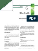 Cap 6 - Litíase Urinária