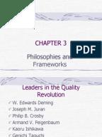 tqm gurus contributions Principles and contributions of total quality mangement (tqm) gurus on business quality improvement.
