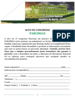 2 Congresso - formulario
