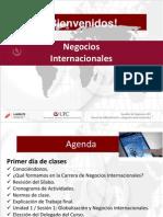 Sesion 1 Negocios Internacionales 2013-1