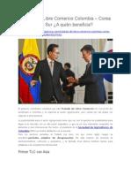 Tratado de Libre Comercio Colombia - Corea Del Sur