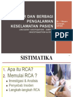 Simple Investigation (Rca)