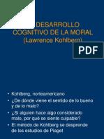 Desarrollo Moral (Kohlberg)