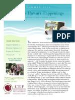 Hosein's Newsletter Summer 2014