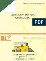 Legislacion en Salud Ocupacional.ppt