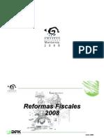 evento reformas fiscales