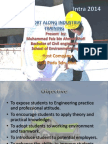 Industrial training unimap 2014