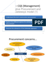 Collaborative Procurement 1