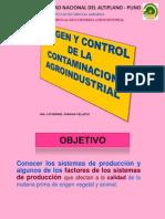 Control de La Contaminacion