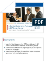 1907 a Detailed Guide to the Features and Functions in SAP General Ledger