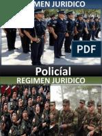 Exposicion Regimen Juridico Militar y Policial Efectos
