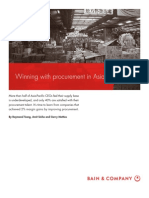 BAIN BRIEF Winning With Procurement in Asia