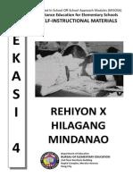 Hekasi 4 Misosa - 24. Rehiyon x Hilagang Mindanao