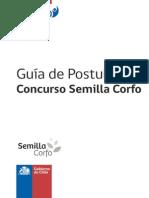 Guia Postulacion CORFO Capital Semilla 2014