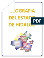 Regiones HidALGO
