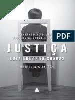 Justiça - Luiz Eduardo Soares