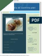 Receta de Cochinita Pibil_ Cochinita Pibil Receta Casera
