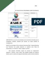 Programas de Analisis