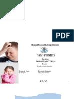 Caso Clinica - Siringomielia