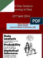SPSS Data Analysis