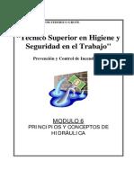 Modulo II-06 - Redes de Agua-Conceptos de Hidra