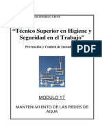 Modulo II-17 - Mantenimiento