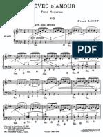 Liszt Liebestraume