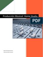 Proyecto HCD (Produccion Musical)