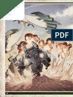 Dust Tactics Rules