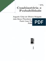 Análise Combinatória e Probabilidade - Morgado
