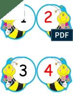 1-50 lebah