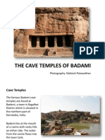 The Cave Temples of Badami