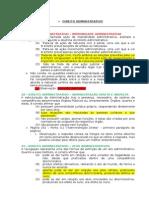 2. Direito Administrativo Questões Oab (Por Exame)