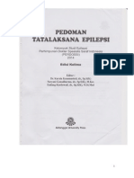 Pedoman Tatalaksana Epilepsi 2014 (Perdossi)