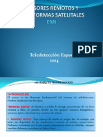 Presentacion Capitulo II Sensores Remotos v2