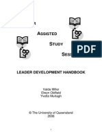 PASS Leader Development Handbook