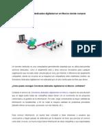 Servidores dedicados digitalserver en Mexico donde comprar