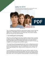6 Bài Học Nghề Nghiệp Cho Tuổi 20