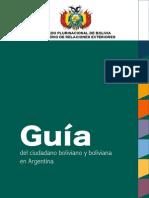 Guia Del Migrante Boliviano