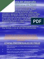 LA Teoría Del Desarrollo PSICOSEXUAL de Freud