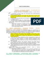 12. Direito Empresarial Questões Oab (Por Exame)