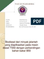 FTI - 20403625