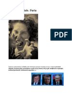 Microexpresii Faciale Ale Furiei