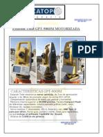 Gpt 9003m Motorizada Mercatop